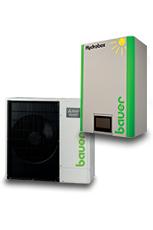 Bauer Ultra Calor mit Hydrobox